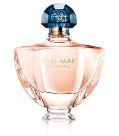 5 Eaux de Cologne toutes fraiches pour l'été : Shalimar Cologne de Guerlain  flacon de parfum http://www.vogue.fr/beaute/shopping/diaporama/5-eaux-de-cologne-toutes-fraiches-pour-l-ete/21601
