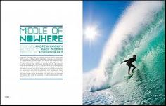 travel magazine spreads - Google Search