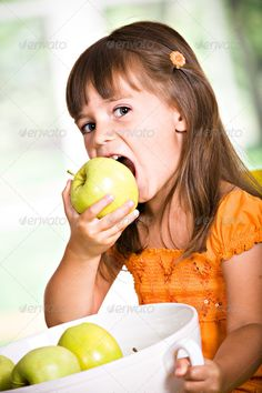 Realistic Graphic DOWNLOAD (.ai, .psd) :: http://sourcecodes.pro/pinterest-itmid-1006777921i.html ... apple girl ...  apple, child, childhood, diet, eating, female, food, freshness, fruit, fun, girl, green, healthy  ... Realistic Photo Graphic Print Obejct Business Web Elements Illustration Design Templates ... DOWNLOAD :: http://sourcecodes.pro/pinterest-itmid-1006777921i.html