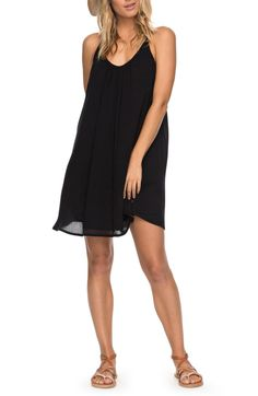 Roxy Great Intentions Trapeze Dress | Nordstrom