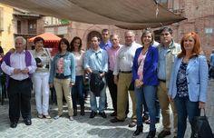 Corrochano propone un Tren de la Cerámica que traiga turistas desde la capital - 45600mgzn