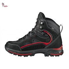 Hanwag Comox - Homme - GTX noir (Taille: 45) chaussures trekking - Chaussures hanwag (*Partner-Link)