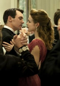 Albert Cohen's epic Swiss tale 'Belle du Seigneur' starring Jonathan Rhys Meyers and supermodel Natalia Vodianova
