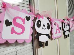 Panda Themed Party, Panda Party, Panda Birthday Party, Diy Birthday, Birthday Gifts, Baby Shower Unisex, Baby Boy Shower, Baby Shower Game Prizes, Baby Shower Themes