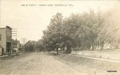 Parkersburg, West Virginia-1913-flood Main Street-welcome Rppc ...