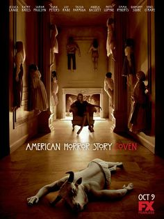American Horror Story: Coven - new Poster