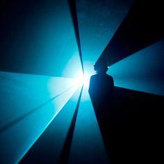 Light show - Hayward Gallery