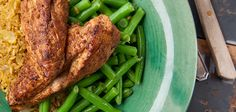 Een recept met kip waarvoor iets meer marineertijd nodig is. Het resultaat is een mals en toch krokant stukje kip.