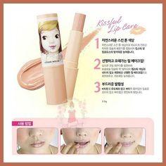 Etude House Kissfull Lip Concealer 3.5gr. Price : 75rb. . Lip primer yang digunakan sebagai base lip make up sehingga lipstick dan liptint dapat tahan lama dan memiliki warna yang lebih nyata. Cocok untuk Princess yang memiliki warna bibir hitam. Selain itu biasa di pergunakan oleh beauty blogger maupun ulzzang untuk membuat gradiasi bibir ala barbie. . For order please kindly contact our admin :  Line : cherrychup  WA/SMS : 0857-2992-0003  BBM : 578731A9 . #etudehousemurah #jualetude…