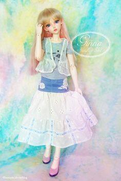 Outfit, Skirt, T-Shirt, Tutorial