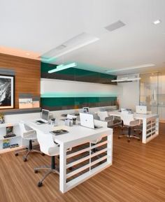 Unique Floor to Ceiling Office Cabinets