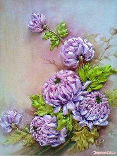 Gallery.ru / Виктория Куча - Хризантемы от Sonia Ames - Natakoch