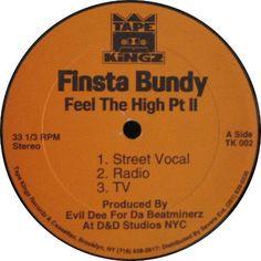 Finsta Bundy - Feel The High Pt. II