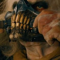 """Hugh Keays-Byrne (Immortan Joe) 