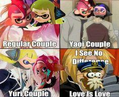 Splatoon Memes, Splatoon 2 Art, Splatoon Comics, Funny Gaming Memes, Funny Games, Mario Memes, Nintendo, Element Symbols, Cute Comics