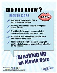 Did you know? #ORALHEALTH #CANADIANDENTURECENTRES #CDC #DENTAL #TEETH #SMILE