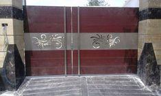 25+ Fantastic Wrought Iron Driveway Gate Design Ideas | DivesAndDollar.com