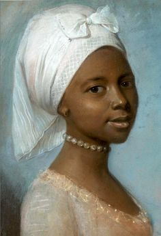 Unknown Swiss Artist (previously attributed to Jean Etienne Liotard)  Portrait of a Young Woman  Switzerland (c. 1800)