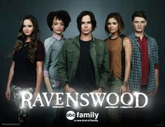 The winter premiere of #Ravenswood is on Tuesday, January 7 at 9pm/8c, only on ABC Family!