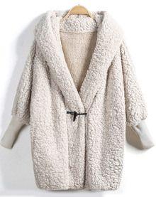 batwing loose coat