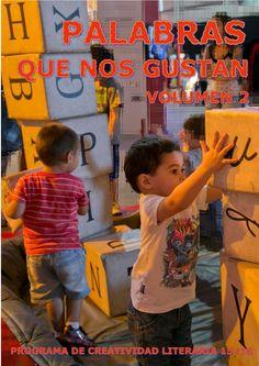 Palabras que nos gustan (volumen 2)  Publicación dentro del Programa de Creatividad Literaria 2015/2016