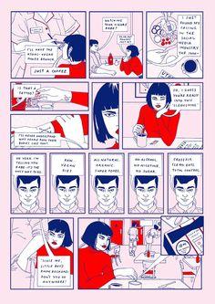 Comics - Laura Callaghan Illustration