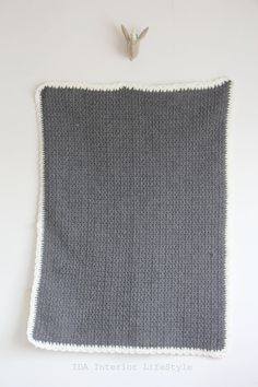Crochet Baby Blanket by idalifestyle on Etsy, €45.00
