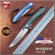 Folding Pocket Knife, Outdoor Camping, Blade, Handle, Ebay, Outdoor Living, Camping, Llamas, Door Knob