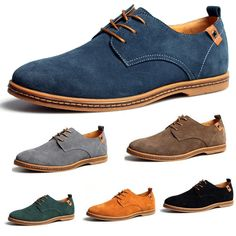 Mens Casual Genuine Leather Shoes | Saku Japan Fashion Men's Shoes ...