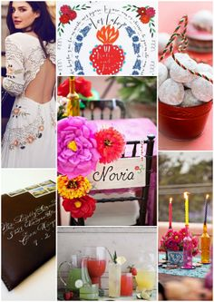 mexican wedding inspiration All I want for our special day <3