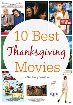 10 Best Thanksgiving Movies | The Jenny Evolution