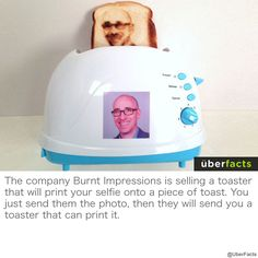You can eat your own face!