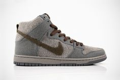 reputable site 652e5 e01fe Nike SB Dunk High Premium Tauntauns.
