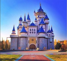 Fairytale Castle / Masal Şatosu, Eskişehir, Türkiye