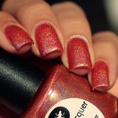 Flaming Hot - Lilypad Lacquer.