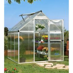 Mythos-kasvihuone, 3,4 m²
