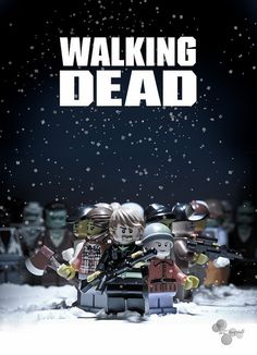 Lego's Walking Dead.