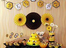 """День рождения в стиле """"Пчелки"""" - День рождения девочки - Место, где живет праздник"""