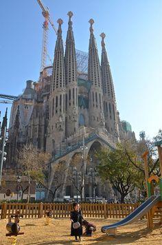La Sagrada Familia by Antoni Gaudi - buy advance tickets