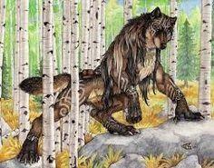 Resultado de imagen de werewolf shaman