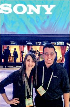 SCCA students Sam Farnsworth and Jerusha O'Dell have returned from the NAB Show in Las Vegas. Check out what they said about their experience in the latest issue of the Liberty Champion! #LUSCCA #NAB