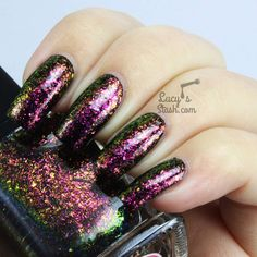 ILNP Ultra Chrome Flakies Collection - Electric Carnival