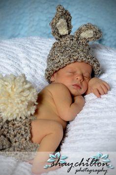 cute newborn baby picture