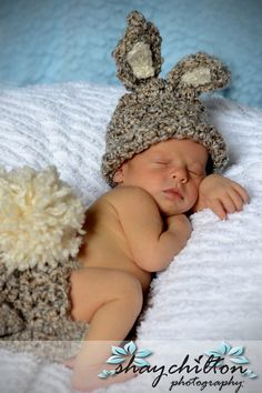 cute newborn baby picture