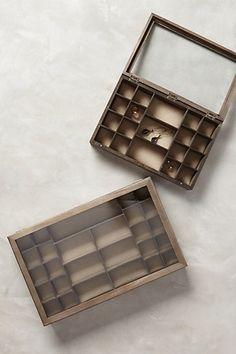 Curio Jewelry Box #anthropologie