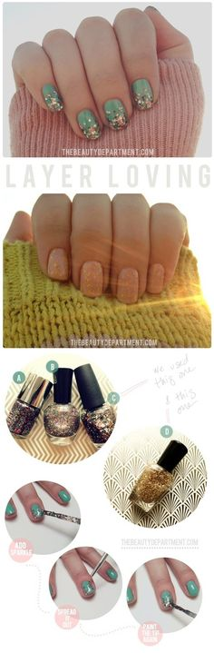 Good Idea For Nails!