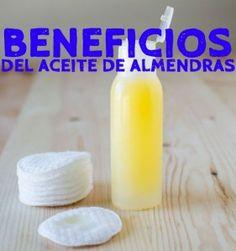 Las propiedades del aceite de almendras pueden beneficiar notablemente tu salud porque este fruto está cargado con antioxidantes, vitamina E...