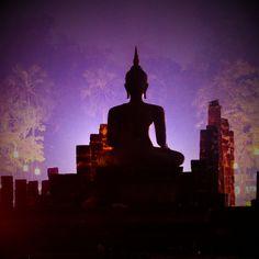 Mahathat Temple at Sukhothai Historical Park Thailand