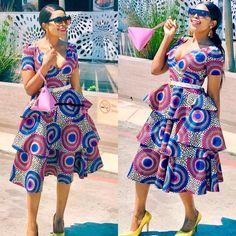 latest african fashion look 821 African Fashion Ankara, Latest African Fashion Dresses, African Print Fashion, Africa Fashion, Short African Dresses, Ankara Short Gown Styles, African Print Dresses, South African Traditional Dresses, Shweshwe Dresses