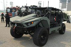 Light Strike Vehicle MkII